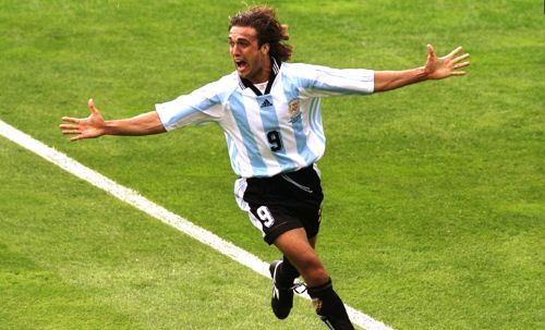 The Soccer Biography of Gabriel Batistuta