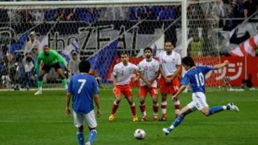 a free kick